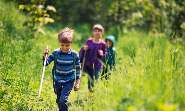 7 tips & tricks for prepping a hike with your kids