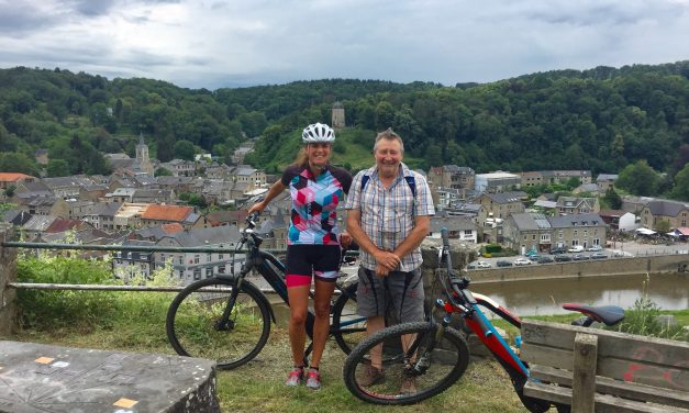 Discover Comblain-Au-Pont with Philippe