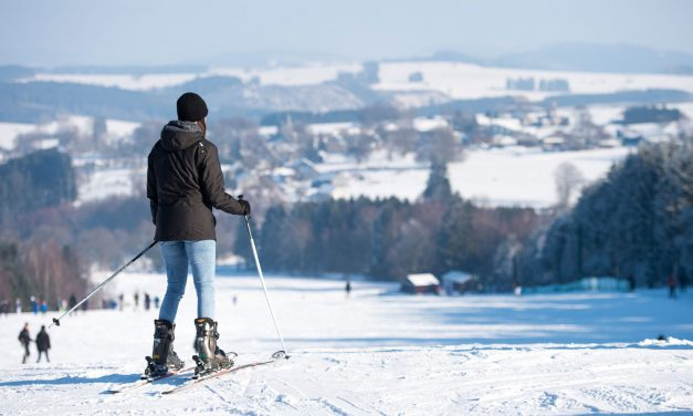 4 places to enjoy the snow in the Ardennes