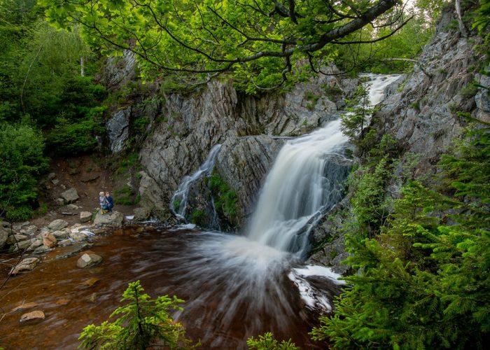 Bayehon waterfall Bayehon