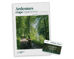 Special discounts on activities with Ardennes-Pass