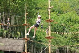 Adventure Valley Durbuy in Province of Luxembourg