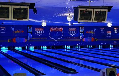 Bowling 362 - Magic Planet de Malmedy-Bowling to Province of Liège