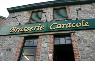 Brewery Caracole-Brasserie to Province of Namur