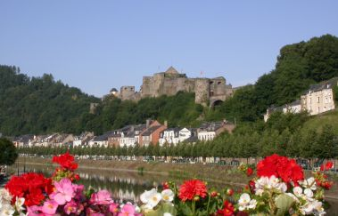 Bouillon Castle-Chateaux to Province of Luxembourg