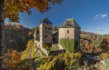 Castle of Reinhardstein -Chateaux to Province of Liège