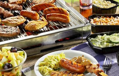 <p>A-Z Barbecue & Gourmet</p>-Traiteurs to