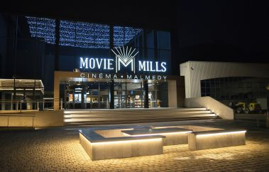 <p>MovieMills</p>-Cinéma to Province of Liège
