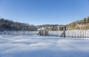 Pistes de ski du Bailet-Ski de fond to La Roche en Ardenne - Province du Luxembourg