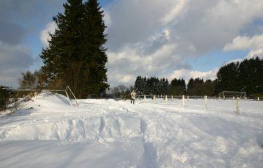 Pistes de ski du Béniké-Ski de fond to Province of Liège