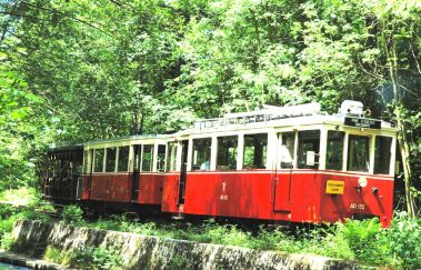 Aisne Tourist Tramway-Train touristique to Province of Luxembourg