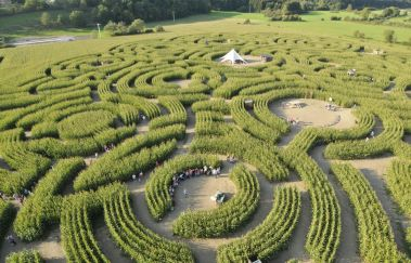 Labyrinth-Centres récréatifs to Province of Luxembourg