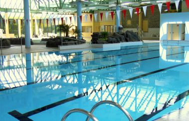 Bohon Swimming Pool (Durbuy)-Piscine couverte to Province of Luxembourg