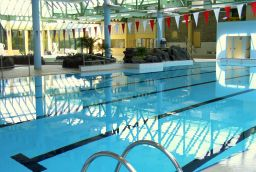 Bohon Swimming Pool (Durbuy) in Province of Luxembourg