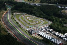 <p>Karting de Francorchamps</p> in Province of Liège
