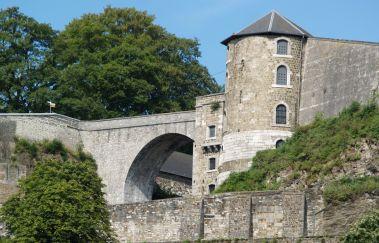 Promenades à la Citadelle de Namur-Promenades pédestres balisées to Province of Namur