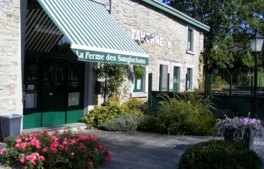 Ferme des Sanglochons-Musée to Province of Luxembourg