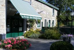 Ferme des Sanglochons in Province of Luxembourg