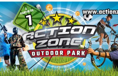 Actionzone Outdoor Park-Paint-ball to Province of Liège