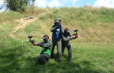 Formul'Quads: Paintball-Paint-ball to Province of Liège