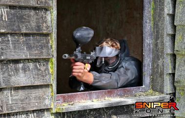 Sniper Zone Paintball-Paint-ball to Province of Liège