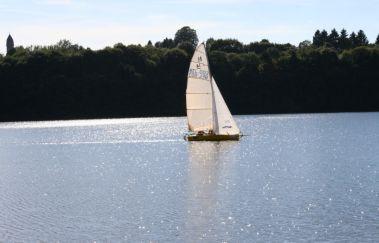 Lac de Butgenbach - Centre de Worriken-Sports et loisirs to Province of Liège