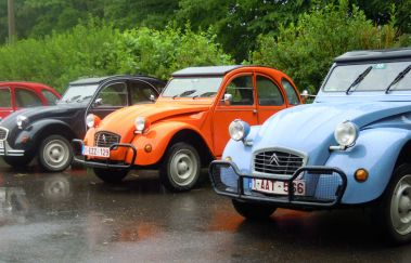 Road Vintage Experience-Sports et loisirs to