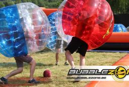 <p>Bubblezone Soccer</p> in Province of Liège