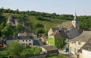 Anhée-Ville to Anhée