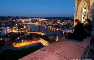Namur-Ville to Province of Namur