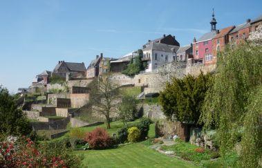 Thuin-Ville to Province de Hainaut
