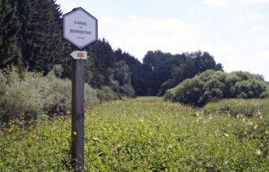 Canal de Bernistap-Visites - Curiosités to Province of Luxembourg