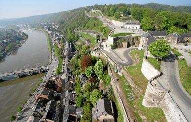 Citadel of Namur-Visites - Curiosités to Province of Namur