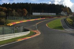 Spa-Francorchamps Racetrack in Province of Liège