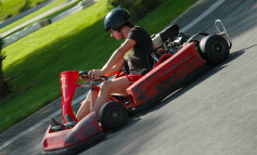Belgian Ardennes - Karting with Ardennes-Etape