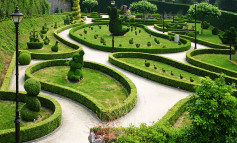 Parks and Gardens in the Ardennes with Ardennes-Etape