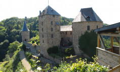 Castles in the Belgian Ardennes with Ardennes-Etape
