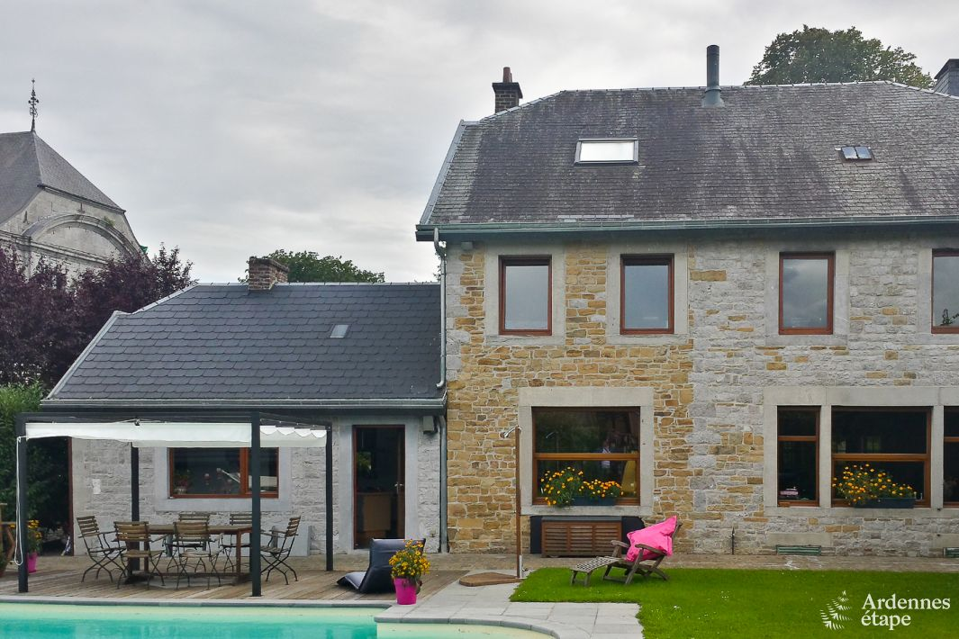 Holiday Cottage With Swimming Pool And Games Room To Rent