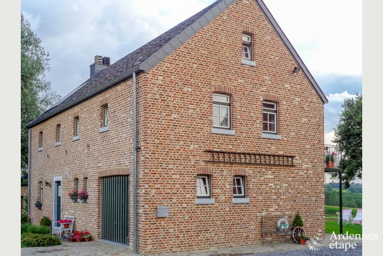 Cosy holiday cottage for 2 persons with superb view to rent in Aubel