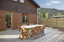 Chalet in Aywaille for 4 persons in the Ardennes