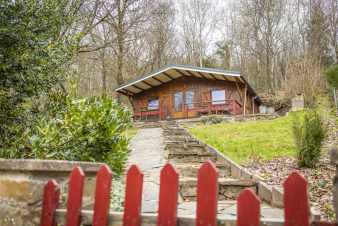 Chalet in Aywaille for 2 persons in the Ardennes