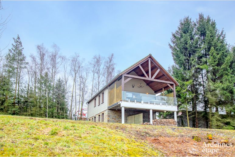 Chalet in Aywaille for five people in the Ardennes