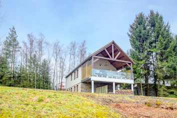 Chalet in Aywaille for 5 persons in the Ardennes
