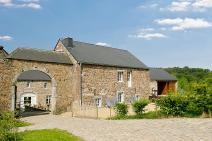 Castle-farm in Aywaille for your holiday in the Ardennes with Ardennes-Etape