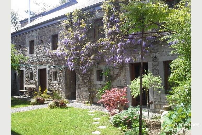 Pretty holiday house with garden in Aywaille for 2 people