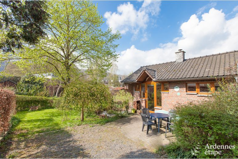 Small cottage surrounded by greenery for 2-4 people in Aywaille.