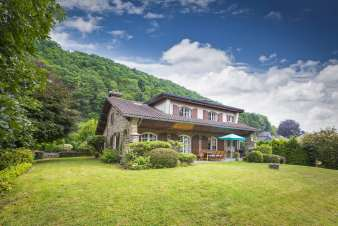 Holiday cottage in Aywaille for 8/9 persons in the Ardennes