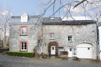 Holiday cottage in Aywaille for 14 persons in the Ardennes