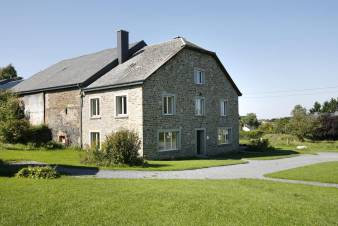 Holiday cottage in Bastogne for 9/11 persons in the Ardennes