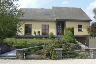 Cosy holiday house for 5 persons to rent in Bastogne in the Ardennes